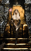 Enthroned by supersolidusnake