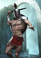 Spartan Elite by supersolidusnake
