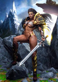 Mid-Riff Warrior