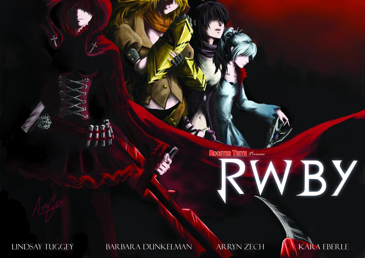 Rwby by aresgear