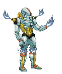 Pyron [Darkstalkers rejected concept] by sabockee