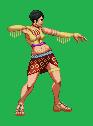 Zafina Classic [Tekken] by sabockee