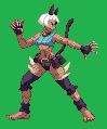 Ms Fortune [Skullgirls] by sabockee