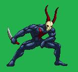 [Original Character] Red by sabockee