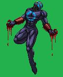 [Original Character] Blue by sabockee