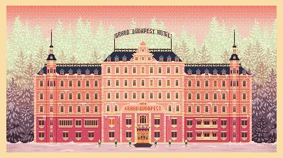 Grand Budapest Hotel by sabockee