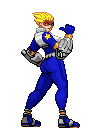 [MvC] cps2 Captain Commando - Midnight Bliss by sabockee