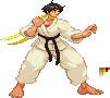 [SF3] sfz Makoto by sabockee