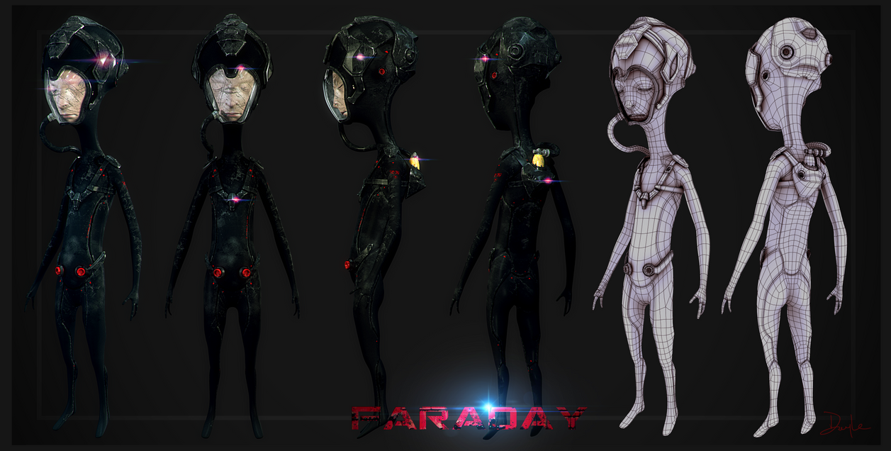 Faraday by ninokiboom