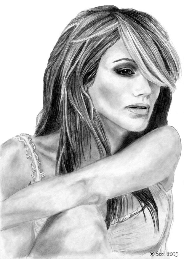 Jennifer Lopez by sla