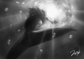 Black And White by Mr-JojoManga