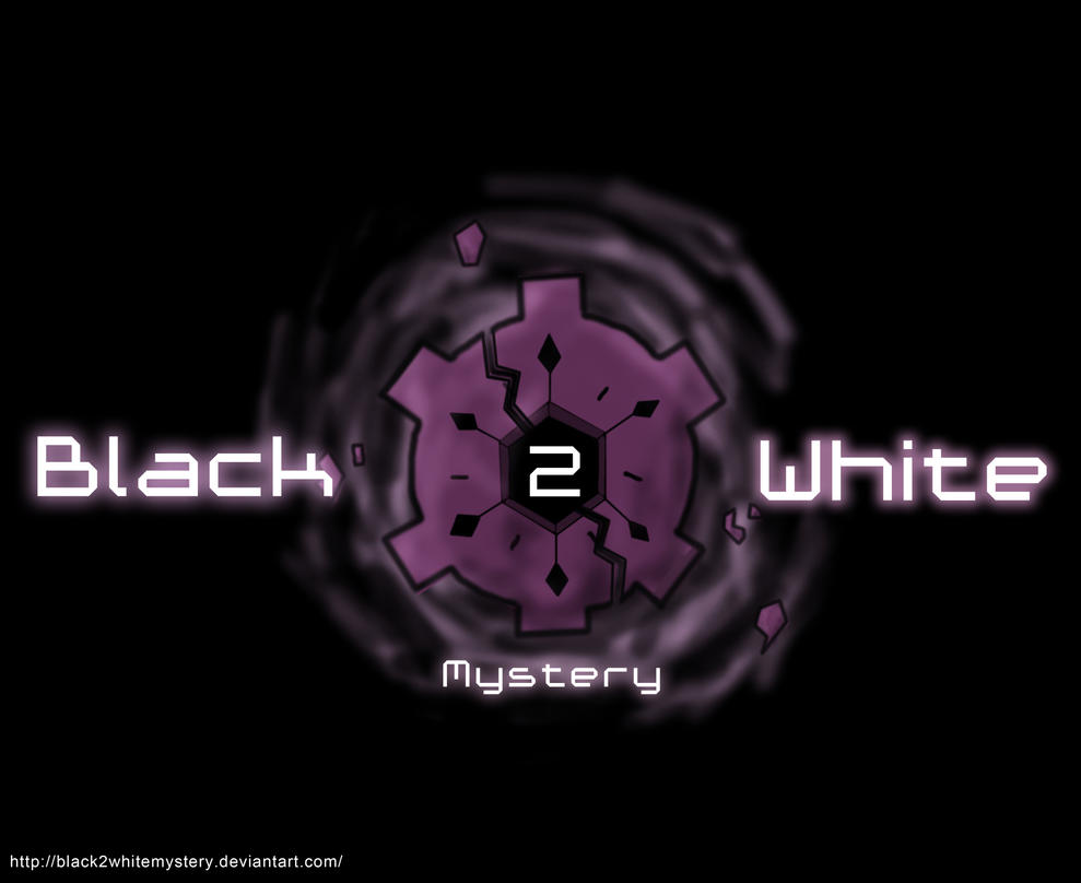 Our Official Logo by Black2WhiteMystery