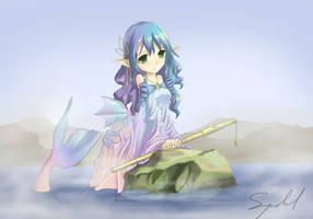 angel of sea by superdvdsuper