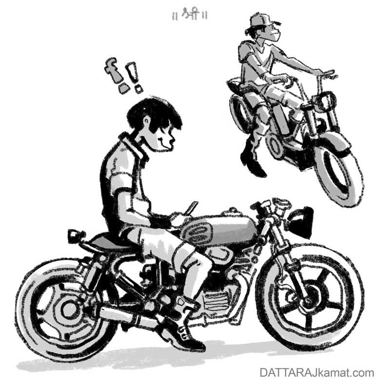 Characterdesign 122  dattarajkamat(dot)com by Dattaraj