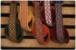 Tablet woven belts