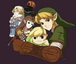 Zelda by o-yuki-san