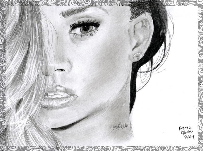 Rihanna by BladeWithin