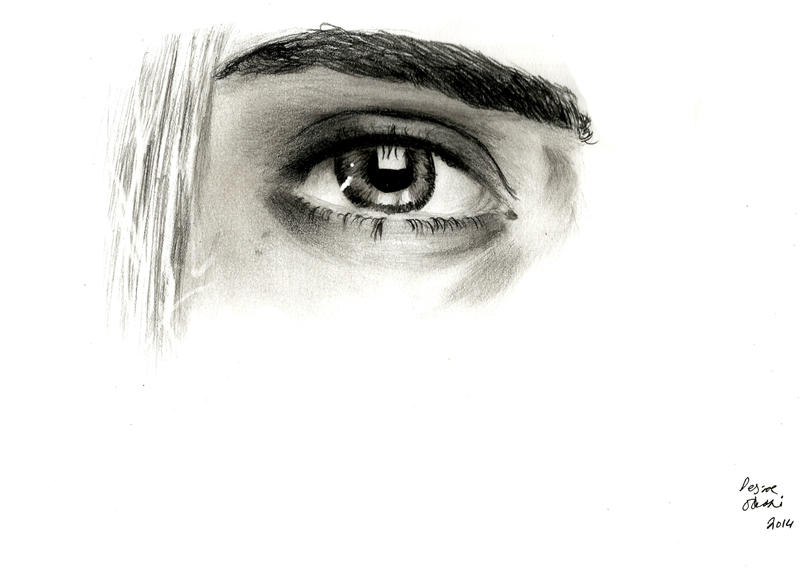 Eye of the Cara by BladeWithin