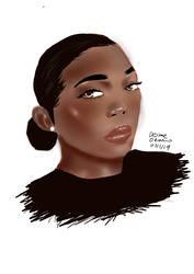 Shantania Beckford. by BladeWithin