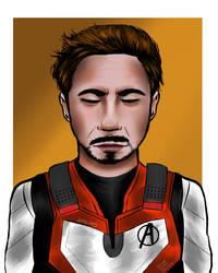 Iron Man by BladeWithin