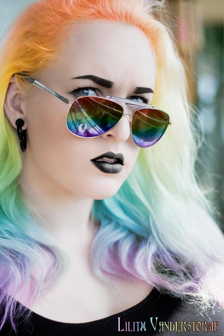 Rainbow by Darkashter