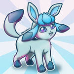 Glaceon Lance