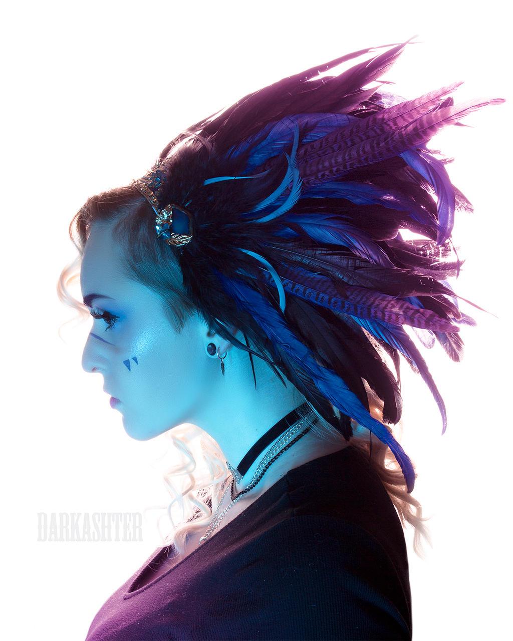 Featherhead by Vanderstorme