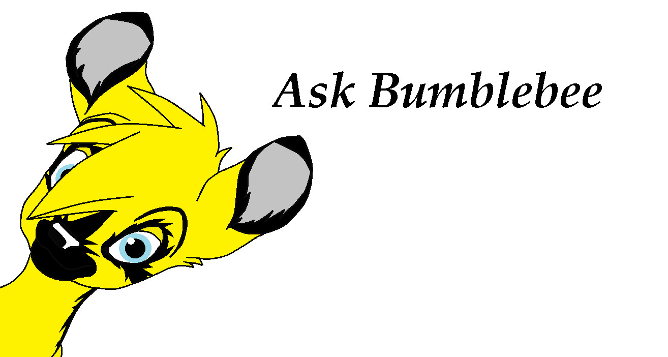 Ask Bumblebee by WildSpirit-Forever