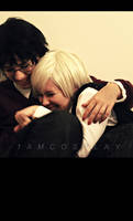 Drarry: More than Enemies.