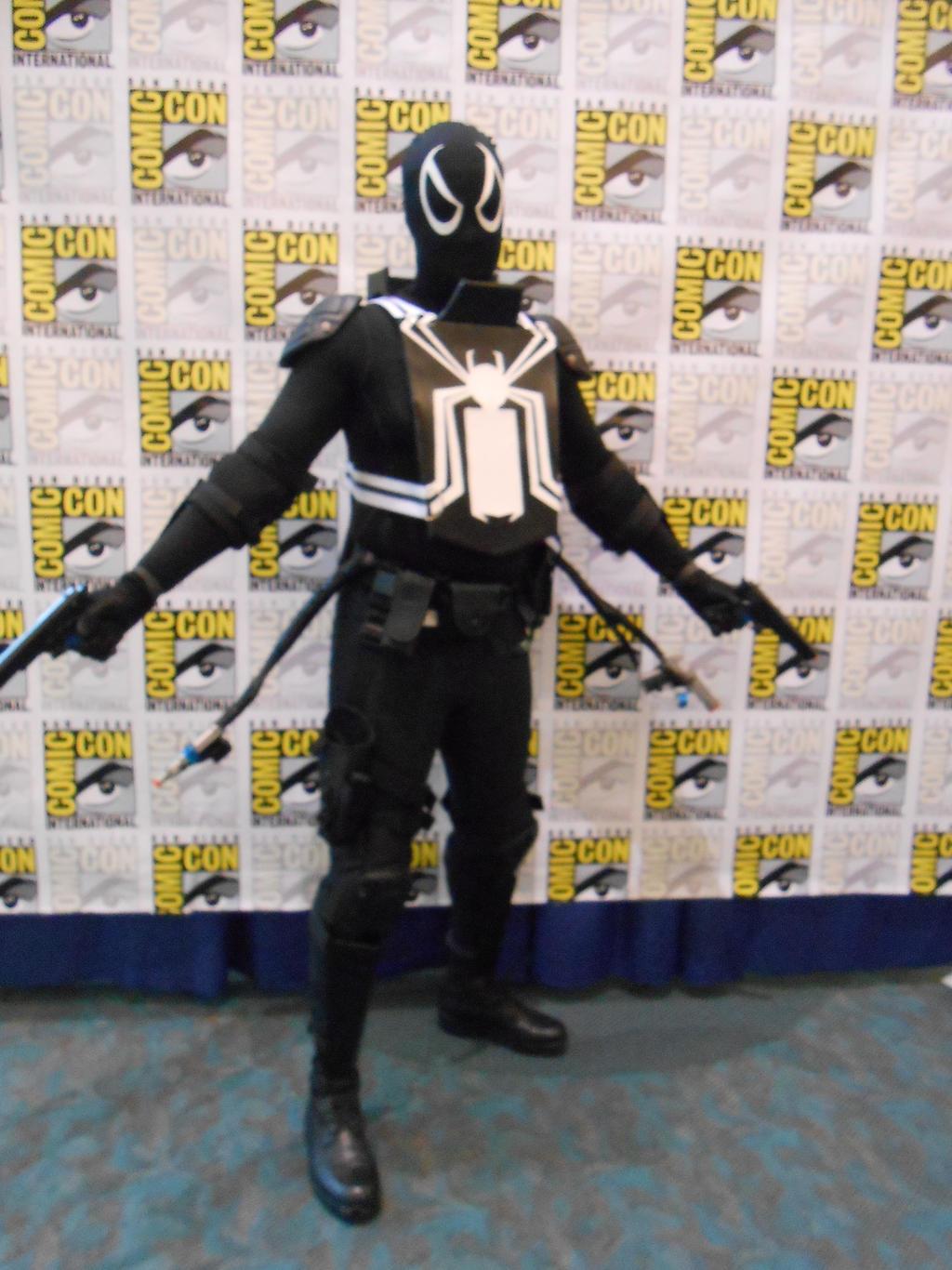 Agent Venom by pa68 on DeviantArt