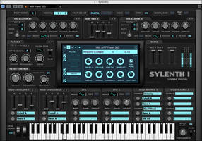 First update to the Sylenth1 skin by remixerone