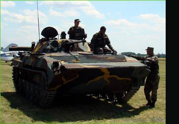 Armoured Fighting Vehicle by bojar