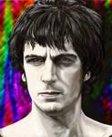 Syd Barrett by bojar