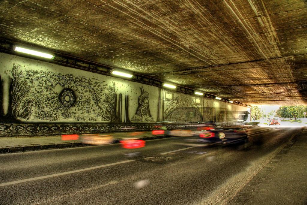 Under Three Bridges by bojar
