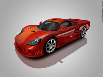 saleen by Bad-Blood
