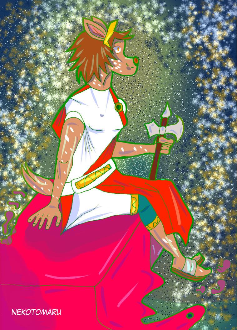 RIME in the stars by Nekotomaru
