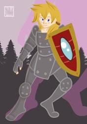 COMMISION: Warrior Fighter by ArikoLadyKawaii