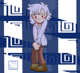 COMMISION: Shion Chibi (Fanart N6)