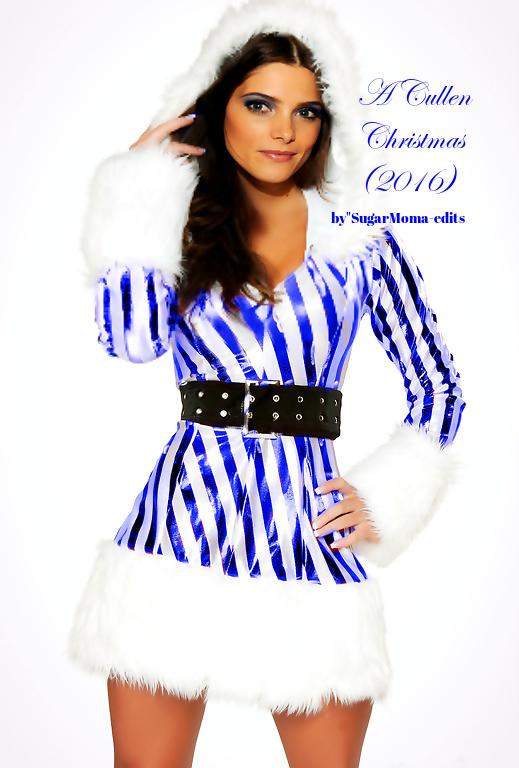 alice Christmas by lilbrenn