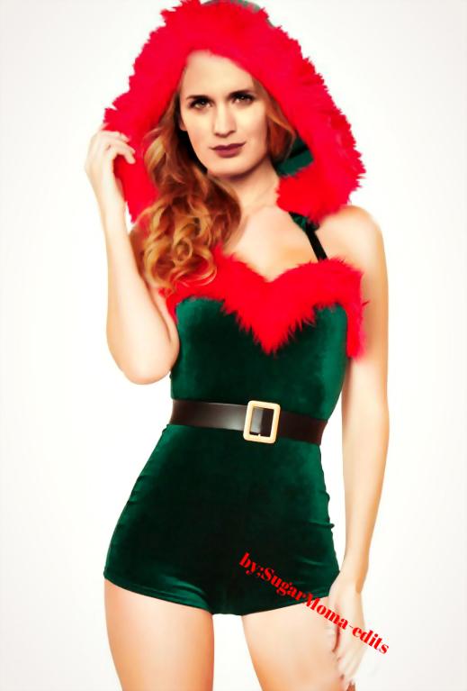 Esme Christmas by lilbrenn
