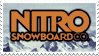 Nitro Snowboards Stamp by Khrinx