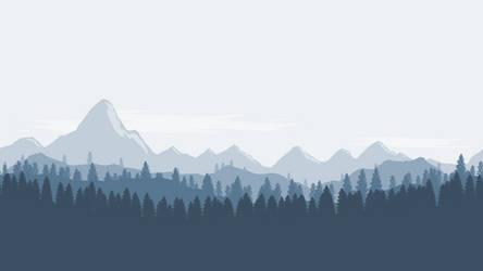 Seamless hd landscape