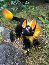 Summer Creature Swap by felineflames