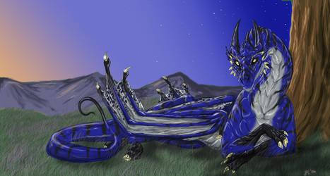 Dragon Soul by felineflames