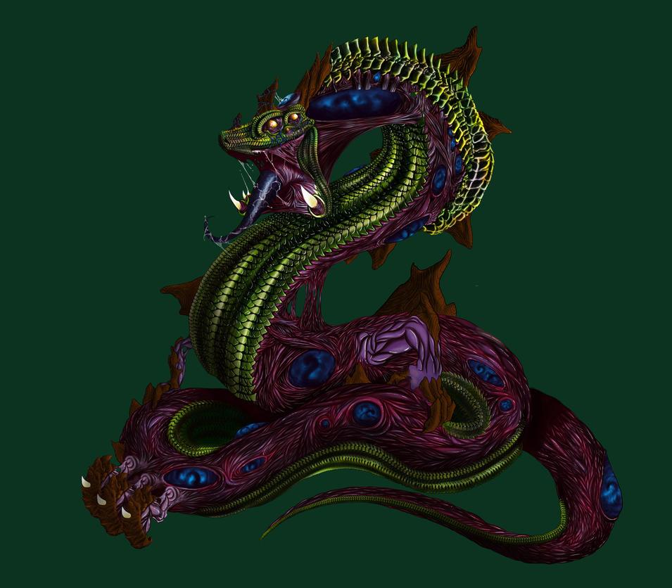snake by Patch-W