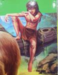 Tarzan Full Body Loincloth