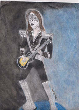Ace Frehley Mural Concept