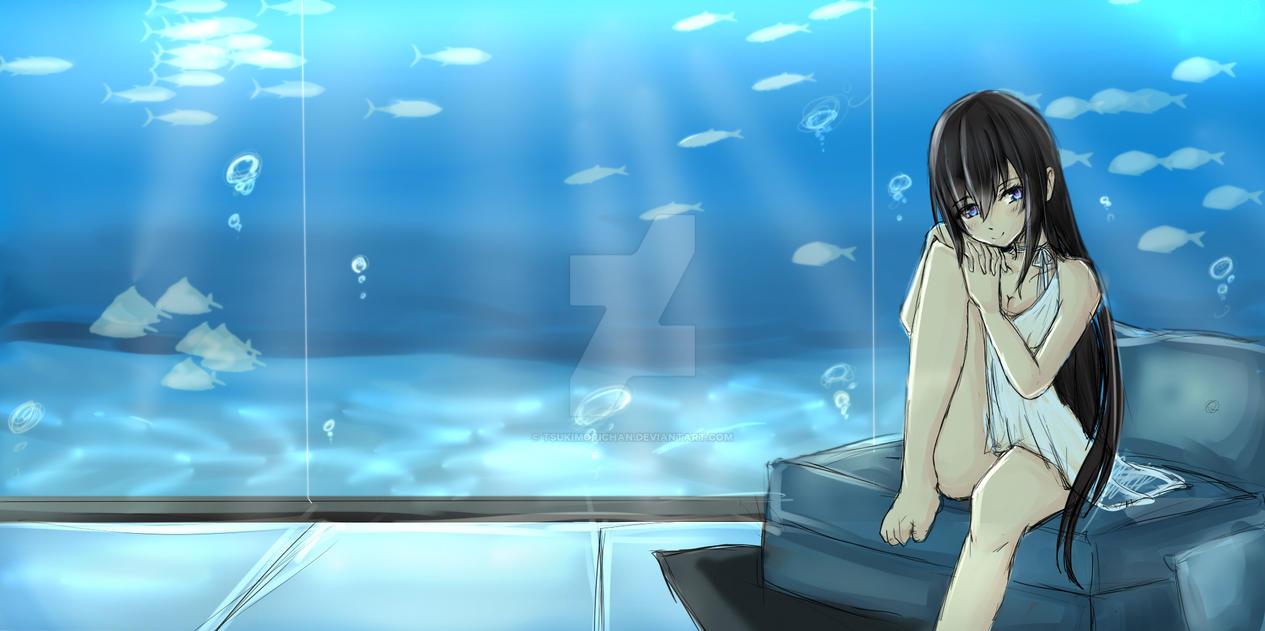Aquarium by Tsukimorichan