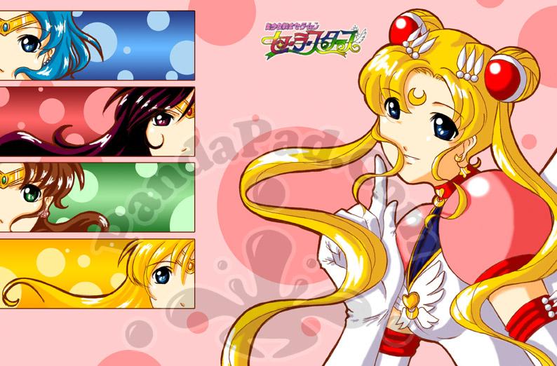 Sailor Moon gift art by GenevieveGT on DeviantArt