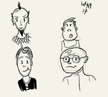 Faceshapes by WHAMtheMAN